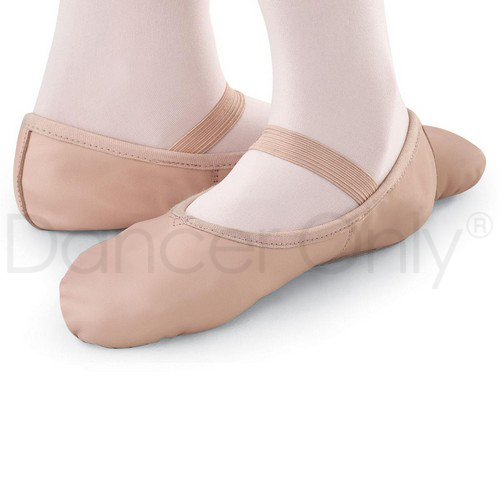 CHILD DANCER ONLY® GLOVE SERIES FULL-SOLE BALLET SHOE
