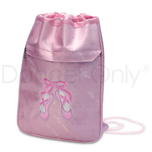 ON POINTE DRAWSTRING BAG
